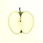 Apple Slice by Lissie E J