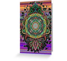 Mandala HD 1 Greeting Card