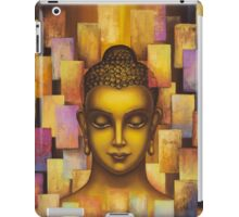 Buddha. Rainbow body iPad Case/Skin