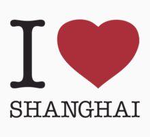 I ? SHANGHAI by eyesblau