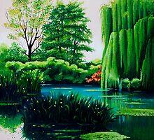 Breathtaking swamp by Luigi Maria De Rubeis