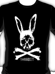 ...and so we inHABIT. (white) T-Shirt