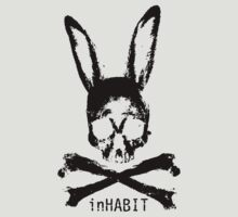 ...and so we inHABIT. (black) by captain-habit