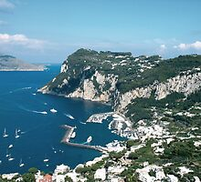 Italy, Capri by JessicaRoss