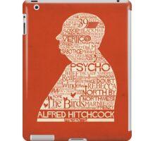 Alfred Hitchcock Presents... iPad Case/Skin