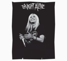 Jenna Mcdougall - Tonight Alive. by EllieTheZombie