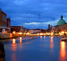 Italy. Venice at dusk by JessicaRoss