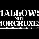 Hallows, not Horcruxes by nimbusnought