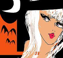 Witch by Carolina Sherwani by Carolina Sherwani