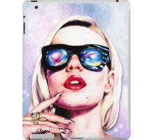 Iggy Azalea- Pink/Purple iPad Case/Skin