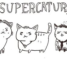 Supercatural by marimattes