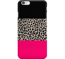 Leopard National Flag IV iPhone Case/Skin