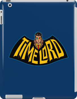 Time Lord Logo by harebrained