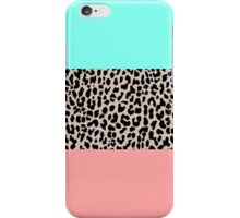 Leopard National Flag VIII iPhone Case/Skin