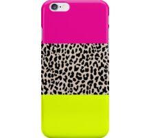 Leopard National Flag X iPhone Case/Skin