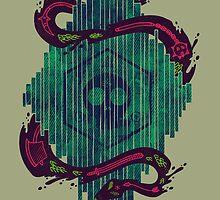 Death Crystal by Hector Mansilla