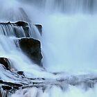 Alexander Falls by Michael  Moss