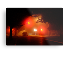 What On Earth Were We Doing At 2:30am? Metal Print