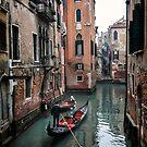 Gondola ride by Jai Honeybrook