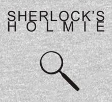 Sherlock's Holmie - Magnifying Glass by emziiz