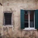 Building decay in Venice by Jai Honeybrook