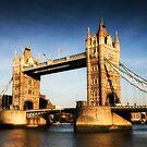 Tower Bridge, London by Jai Honeybrook