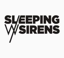 Sleeping with Sirens - Logo 2 by Olivia Mendoza