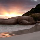 Sunrise at Twilight Beach by Peter Rattigan