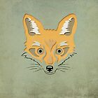 The fox by Pascal Deckarm