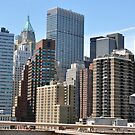 New York City skyline  by PhotoStock-Isra