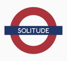 Solitude Underground. by Heidi Cox