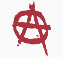 Anarchy Symbol Stickers by NeoFaction