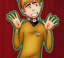 Christmas - Jim Kirk by mash92