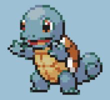 Pokemon FR/LG: 007 Squirtle by RWHTL