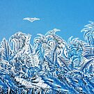 the flight - frost serie by Manon Boily