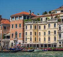 Mediterranean Venice Italy by Alejandro  Tejada