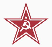 Soviet Red Star Symbol Stickers by NeoFaction
