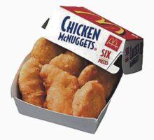 Chicken McNuggets by katiemarine