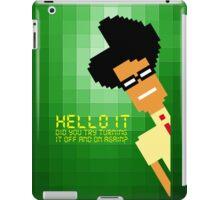 Hello, IT... iPad Case/Skin