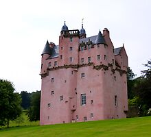 Craigievar Castle in Aberdeenshire by Scotland2008