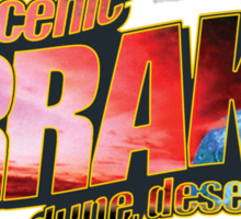 See Scenic Arrakis Sticker