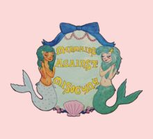 Mermaids Against Misogyny by tamaghosti