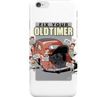 Fix your Beetle 1 iPhone Case/Skin