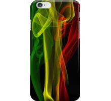 Rasta Smoke Phone Case (Vertical) iPhone Case/Skin