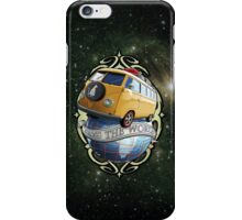 Cross the World - Bus T1 iPhone Case/Skin