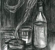 Cigarettes and Alcohol by Roz Abellera