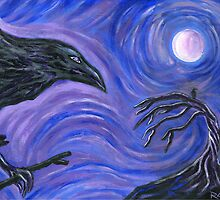 The Raven by Roz Abellera