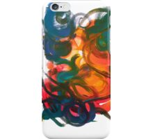 Nonexistence and the Life Force of Enlightenment iPhone Case/Skin