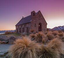 Church Of The Good Shepherd by Michael Cockerill