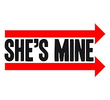 She's Mine Design by Style-O-Mat